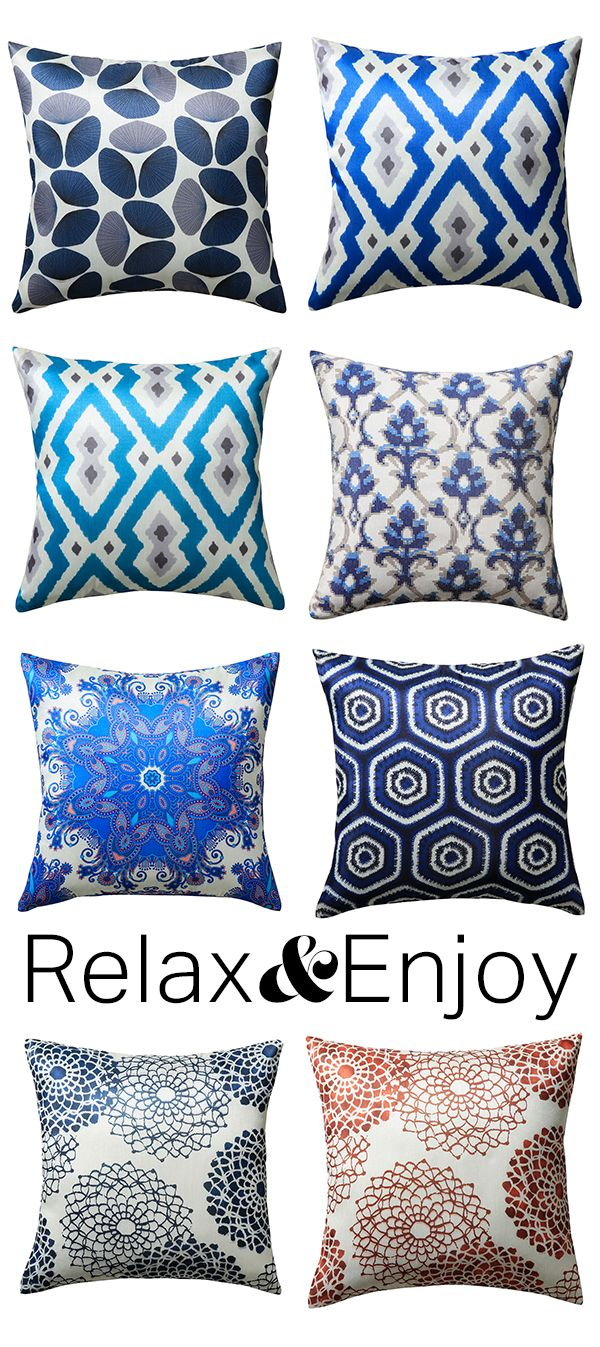 Charming Find Fresh Decor Pillow Covers For Any Style And Create A Relaxing Ambiance  In Your Home. Decorative ...