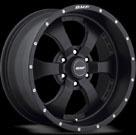 BMF wheels Black & Chrome Truck Wheels | Custom 4x4 Wheels by BMF