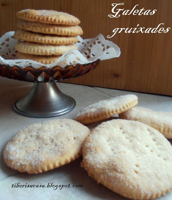 TIBERIS : ~~ Coques o galetas gruixades ~ Cocas o galletas g...