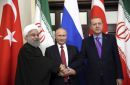 Syria talks in Russia Saudi Arabia aim to unify rival sides