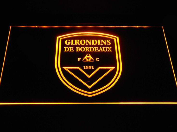 FC Girondins de Bordeaux LED Neon Sign