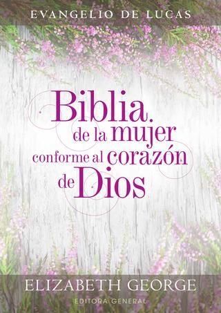 Biblia de la mujer conforme al corazón de dios lucas