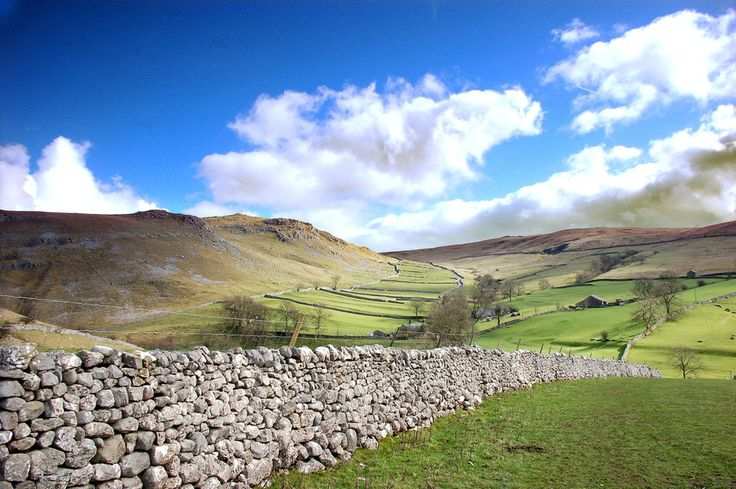 Because we build proper walls without cement. | 57 Reasons Living In Yorkshire Ruins You For Life