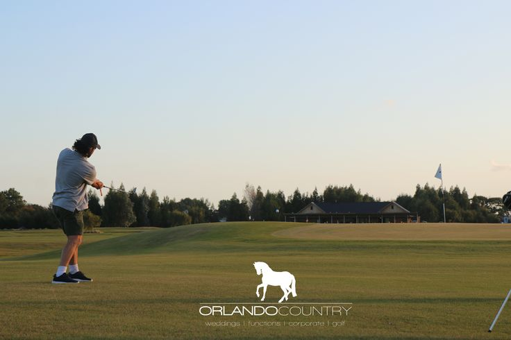 The Orlando Golf Course #orlandocountry #Golf #NZ