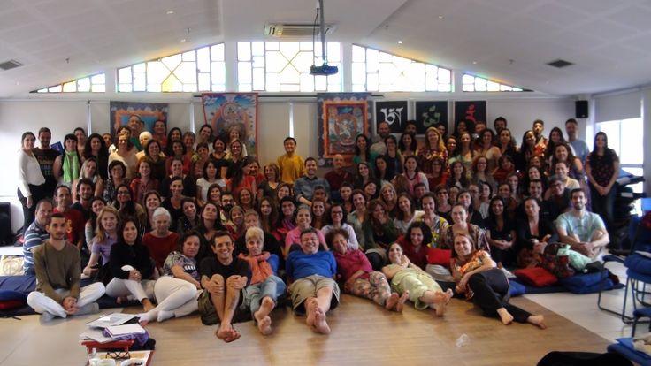 165- Vinda de Tenzin Wangyal Rinpoche em Novembro de 2016 ao Brasil