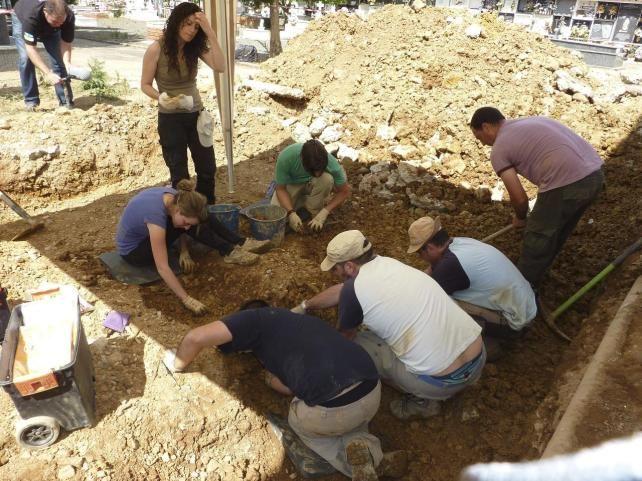 Un pueblo de Ciudad Real custodiará los restos de 5 maquis hasta que sean reclamados