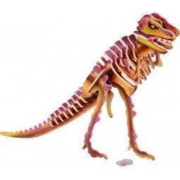 """Tiranosaurul"" Puzzle 3D"