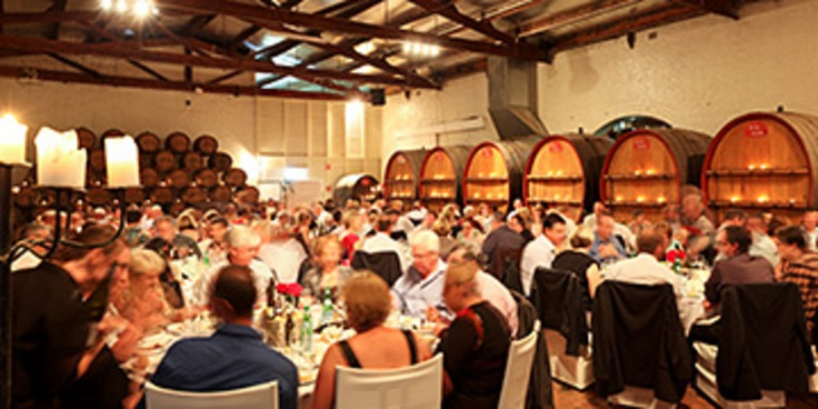The Barrel Hall - A comfortable space for large groups