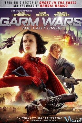 Đại chiến Garm: Người Druid cuối cùng - HD