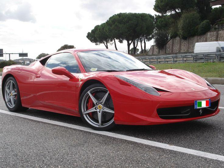 Ferrari 458 Italia    by: www.01a-teamservice.com