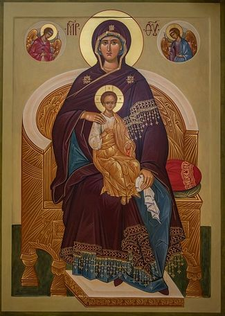 Two icons in a convent of the Russia's Khabarovsk territory are shedding myrrh / OrthoChristian.Com