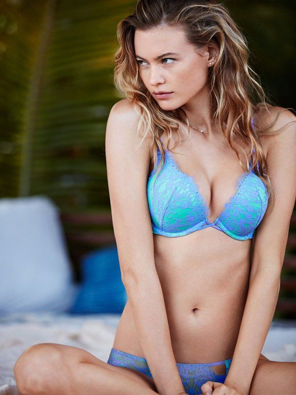 Behati Prinsloo – Victoria's Secret Bikini & Lingerie Photoshoot (22 Photos)