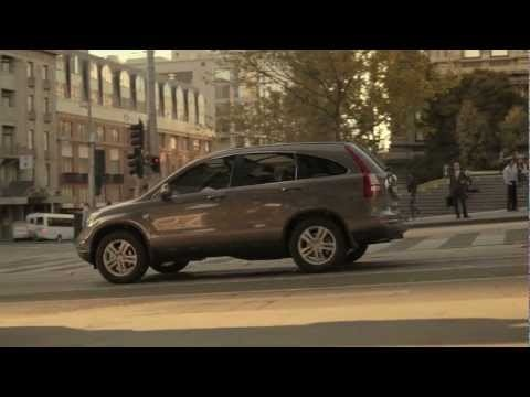 Honda 2011 CR-V With Real Time 4WD - Honda Australia