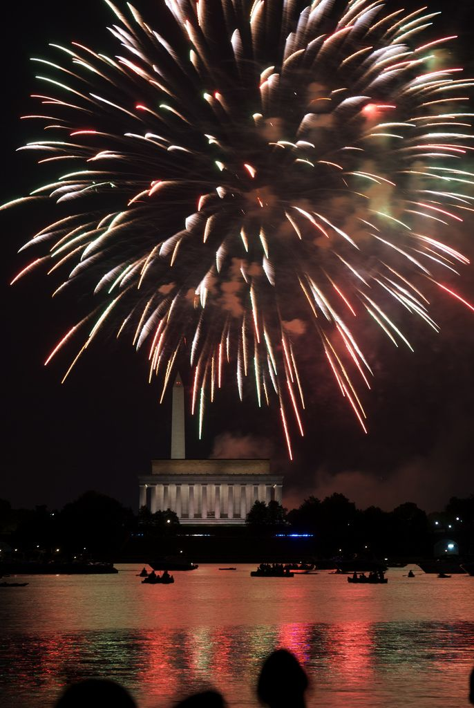 Washington Dc Map National Mall%0A    Great Places to Watch Fireworks While Avoiding the Mall  Curbed Maps   Curbed DC