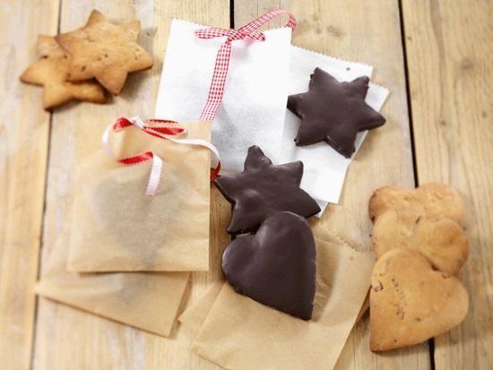 Chocolade Kerstkoekjes recept | Dr.Oetker
