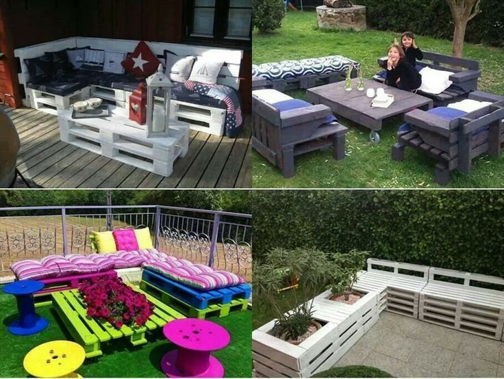 Garden Furniture From Wooden Pallets brilliant garden furniture out of wooden pallets makeover e inside