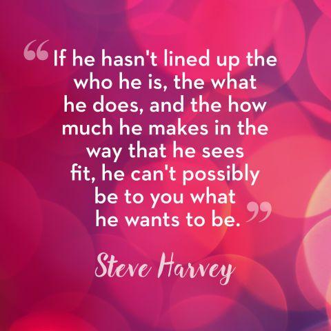 Steve Harvey Dating Online nettsted