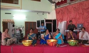 #Nagarjuna #Geethanjali muisic band in #hyderabad