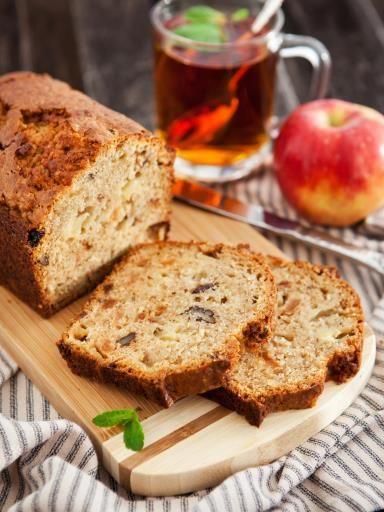 Gâteau pommes, noix et cannelle : Recette de Gâteau pommes, noix et cannelle - Marmiton
