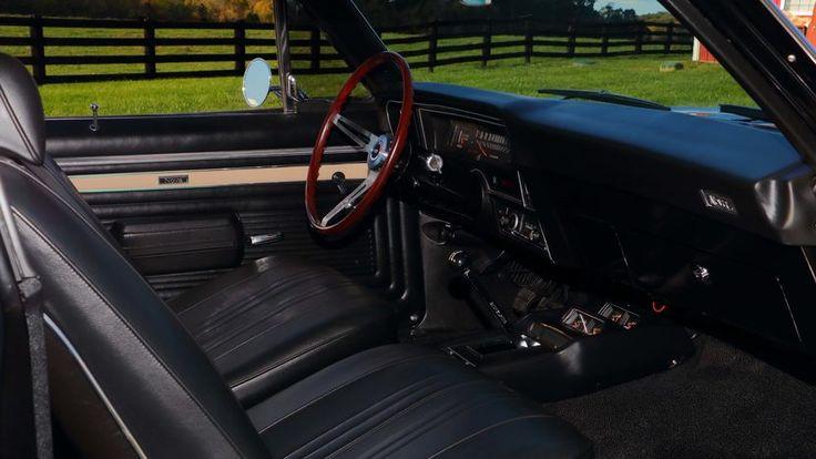1969 Chevrolet Nova SS - 5