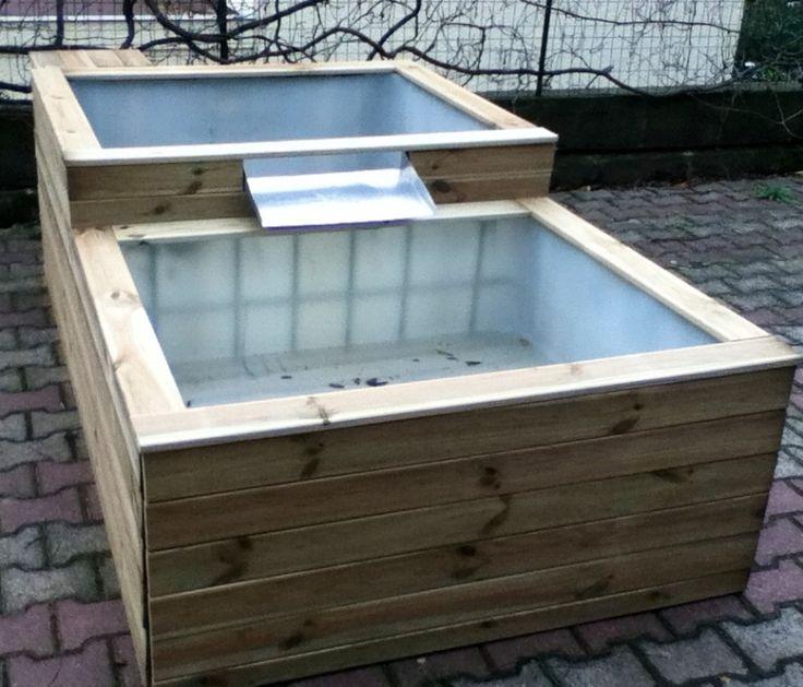 Les 25 meilleures id es concernant bassin hors sol sur pinterest piscines hors sol piscine en - Petit bassin plastique villeurbanne ...