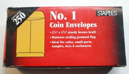 Balzer Designs: Two Ways to Make a Coin Envelope Mini Book