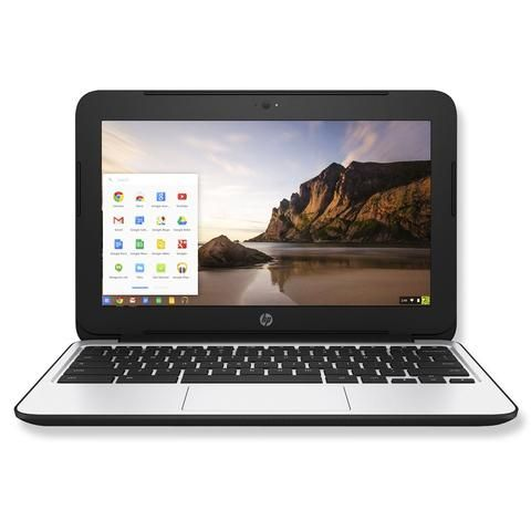 HP CHROMEBOOK 11 G5 N3060 BLACK/SILVER - School Depot NZ  - 1
