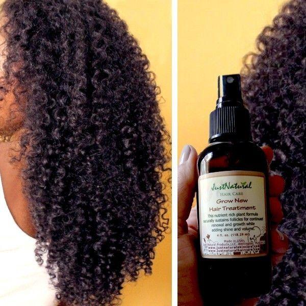 Grow New Hair Treatment