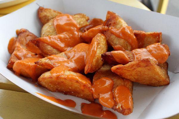 Patatas bravas - Papilles et Pupilles