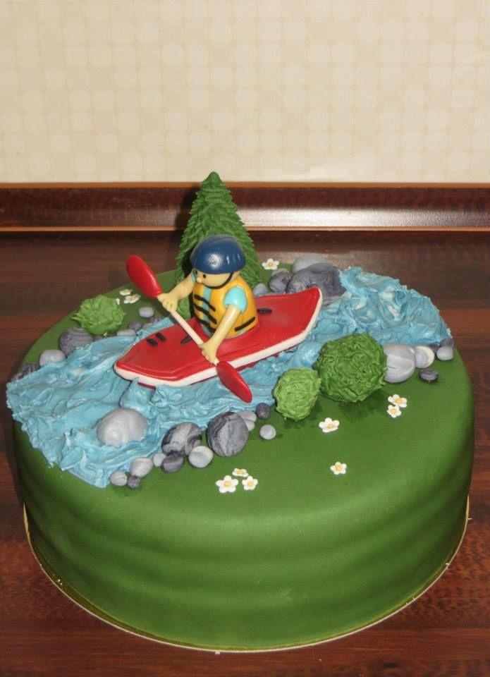 #kayak_cake
