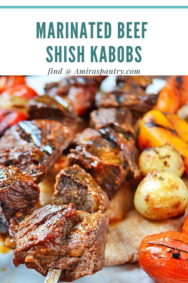 Beef Shish Kabobs In 2020 Shishkabobs Recipe Beef Shish Kabob Kebab Recipes