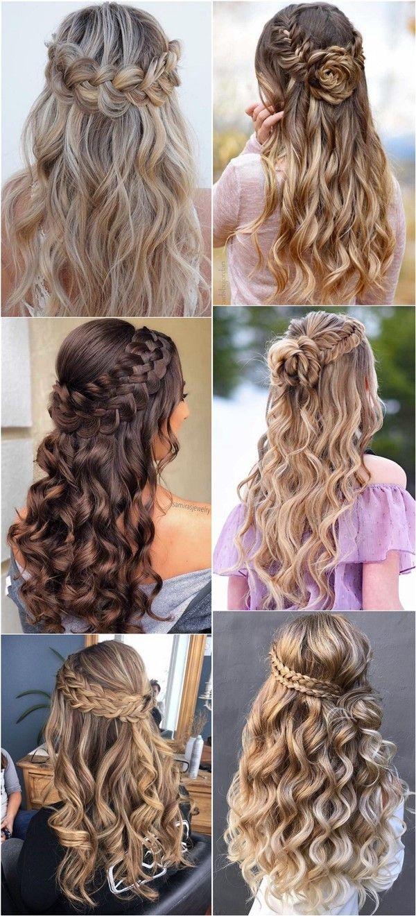 98 Best Bridal Hairstyles For Long Hair 2020 In 2020 Braids For Long Hair Wedding Hairstyles For Long Hair Braided Hairstyles For Wedding
