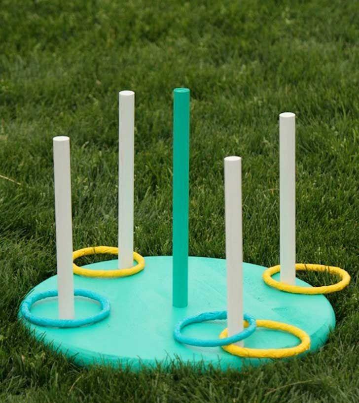 juegos que puedes hacer en casa para que los nios jueguen en el patio