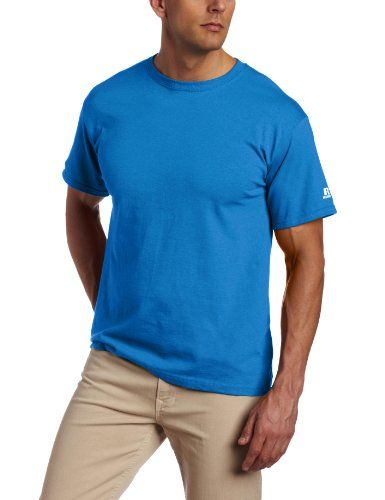 Russell Athletic Men's Basic Cotton Tee.