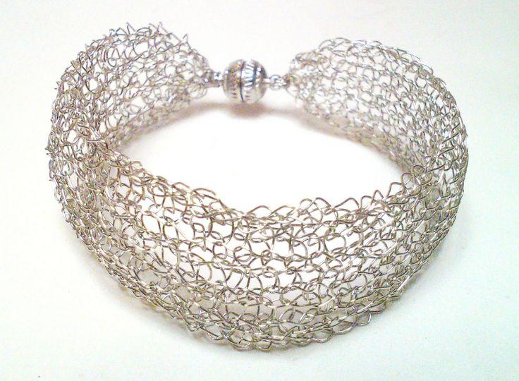 141 Best Jewelry Crochet Images On Pinterest Crochet Jewellery