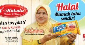Mamah Dede Icon Produk Kokola