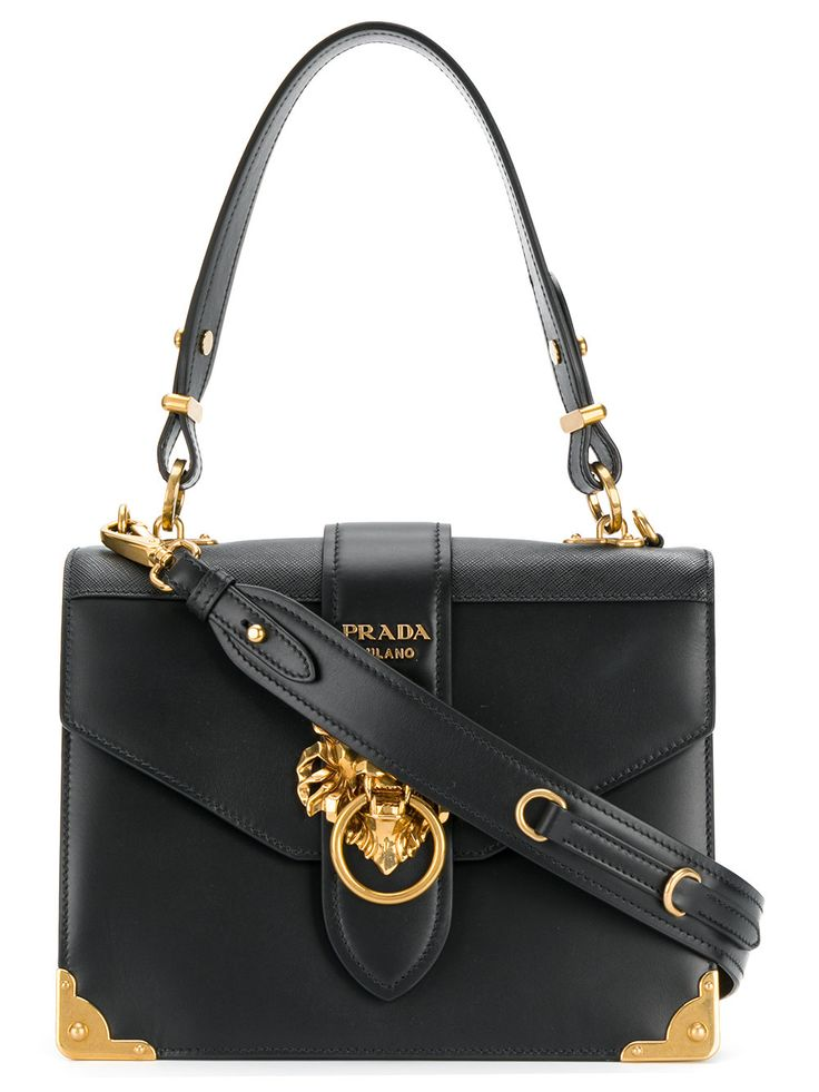 884c1e33f2553e 355 best Bags images on Pinterest | Accessories, Baggage and Computer  hardware. Black Prada Cross Cahier ...