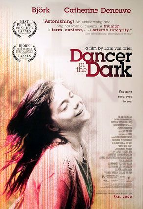 """Dancer in the Dark"" directed by Lars von Trier / Cannes Film Festival Palme d'Or winner in 2000"