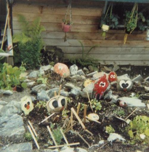 Landscaping Rock Hobart : Gardens