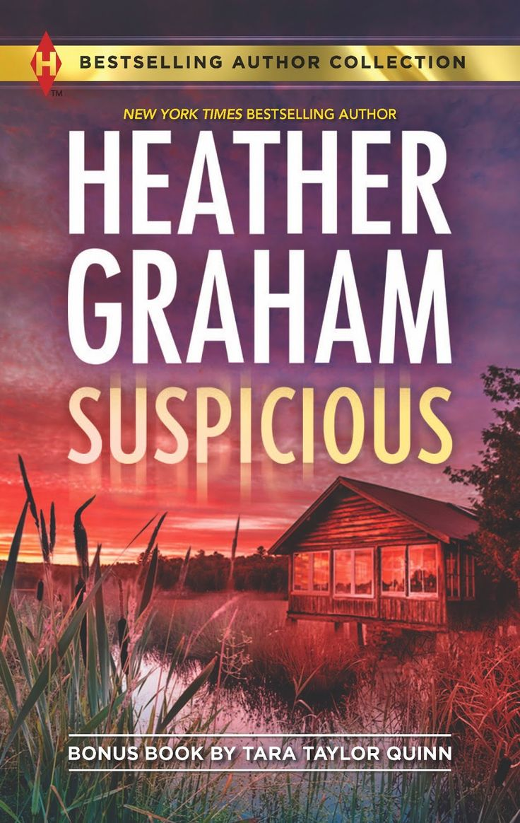 Blog Tour: Suspicious & The Sheriff Of Shelter Valley By Heather Graham &  Tara Taylor