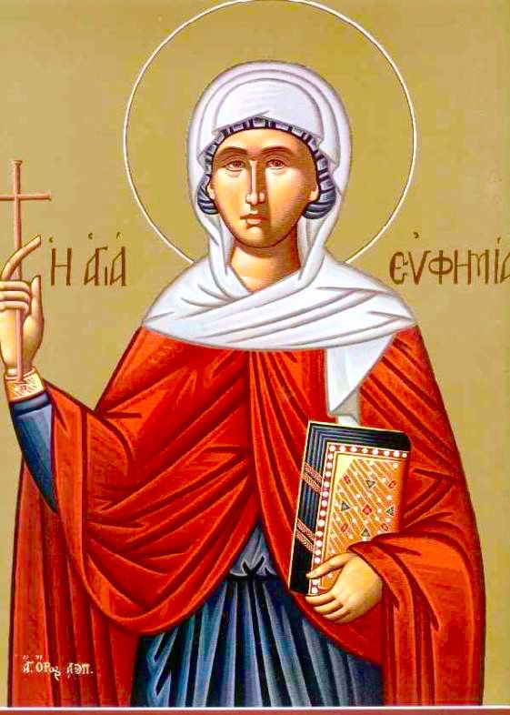 St. Euphemia - September 16