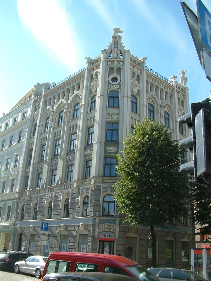 More Riga