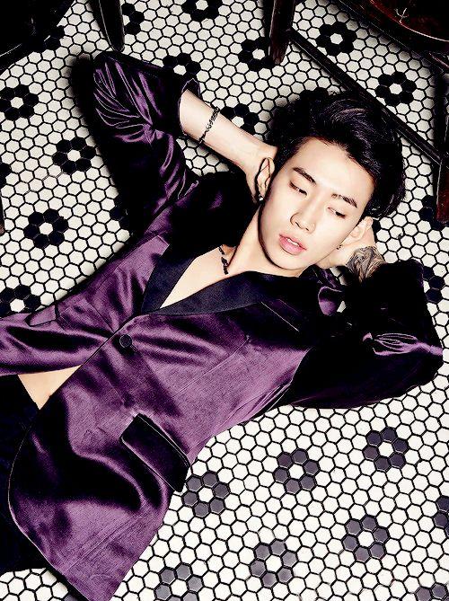 Jay Park – InStyle Korea Magazine June Issue '15