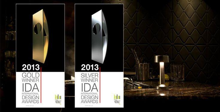 neoz cordless lamps award