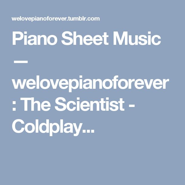 1000 Ideas About Piano Sheet Music On Pinterest: 1000+ Ideas About Coldplay Piano On Pinterest