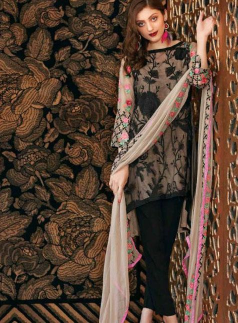 bcbfc65d57 Charizma CC05. Find this Pin and more on Charizma Chimmer Embroidered Chiffon  Collection ...