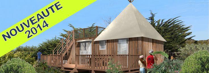 Camping Noirmoutier en Vendée : Vacances originales camping 5 étoiles