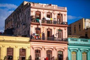Take a trip back in time to beautiful Havana, Cuba.  #Havana #cuba #travel #inspiration #architecture