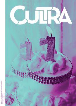 Revista Cultra 1er Aniversario Septiembre 2012