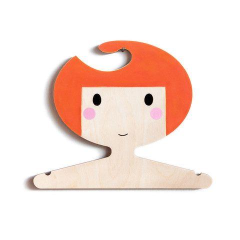 Hanger . Girl's Face